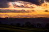 Trying out my new lens! (quiltershaun) Tags: nikon 1685 landscape sunset derbyshire peak district hills wind turbine windfarm fields clouds sky light d3200 nature energy