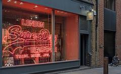 Shop Window (Covent Garden - London)  (Fujifilm X100F) (1 of 1) (markdbaynham) Tags: london londonist londoner capital city urban metropolis uk gb centrallondon westminster fuji fujifilm x100f transx xsensor 24mp apsc fixedlens prime 23mm f2 fujinon fujix