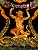Hanuman (bindubaba) Tags: cambodia phnompenh hanuman monkeys waterfestival lighting