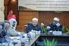 Dr Shawky Allam, Grand Mufti of Egypt, delivering his address during the Fourth Annual IAG Meeting at Mashyakhet Al Azhar Al Sharif on 22 November 2017. (IAG for Polio Eradication) Tags: iag islamic advisory group al azhar polio
