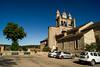 sur la place de l'église (jemazzia) Tags: extérieur outside village hauteloire place église church