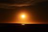 Sale la Luna - The Moon comes out (luenreta) Tags: 7dwf paisajes landscapes moon luna playa arena beach nocturna reta argentina