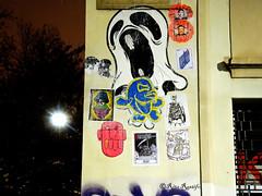 Roma. Ostiense. Fresh glue by 5toker, Stencil Noire, Point Eyes, Er Pinto, Yest, Pilzator, Merioone, Aloha Oe, Lus57, Tzing Tao (R come Rit@) Tags: italia italy roma rome ritarestifo photography streetphotography urbanexploration exploration urbex streetart arte art arteurbana streetartphotography urbanart urban wall walls wallart graffiti graff graffitiart muro muri artwork streetartroma streetartrome romestreetart romastreetart graffitiroma graffitirome romegraffiti romeurbanart urbanartroma streetartitaly italystreetart contemporaryart artecontemporanea artedistrada underground fresh glue bombingnight bombing stencilnoire 5toker pointeyes erpinto yest pilzator merioone alohaoe lus57 tzingtao ostiense poster posterart colla paste pasteup