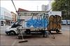 Who / 2Rise (Alex Ellison) Tags: 2rise gw who lorry boxtruck whitechapel throwup throwie eastlondon urban graffiti graff boobs
