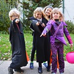 Friends Ready For Trick-Or-Treating! thumbnail