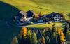 Dolomiti - val di Funes (Luigi Alesi) Tags: italia italy alto adige sudtirol bolzano bozen val di funes villnoess dolomiti dolomites dolomiten patrimonio dellumanità paesaggio landscape farm fattoria scenery countryside autunno fall autumn luce light ombra shadow nikon d7100 raw tamron sp 70300