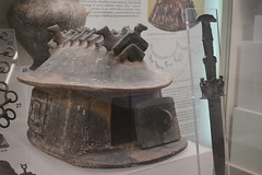 Rome, Italy - Villa Giulia (Etruscan Museum) - Hut Urn (jrozwado) Tags: europe italy italia rome roma villagiulia museum archaeology etruscan huturn