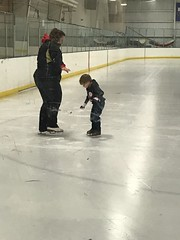 """Paul's First Ice Skating Lesson • <a style=""""font-size:0.8em;"""" href=""""http://www.flickr.com/photos/109120354@N07/37662299074/"""" target=""""_blank"""">View on Flickr</a>"""