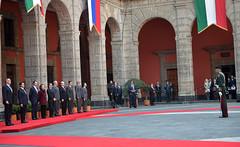 Visita de Estado del Presidente de la República Eslovaca