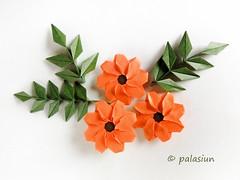 P71113-151838m (polelena24) Tags: flower leaf origami plant josemeeusen