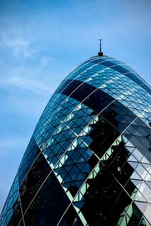 The Gherkin (London)