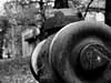 Water Hose Monochrome (Sonley Black) Tags: hydrant monochrom blackwhite black white fz72 lumix bw