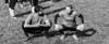 Chilling out. (Alex-de-Haas) Tags: 70200mm bootcamprun d5 dutch dutchies geestmerambacht holland langedijk nederland nederlands nikkor nikon noordholland bootcamp candid conquering dirt dirty endurance evenement event fit fitdutchies fitness fun hardlopen joggen jogging mensen modder mud obstacle obstakel overwinnen people plezier recreatie recreation rennen renner renners run runner runners running sport sportief sportiviteit sporty summer team teamspirit teamgeest vies volharding zomer