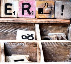 Scrabble.Macro Mondays (petermüller21) Tags: macromondays member'schoicegamesorgamepieces