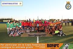 VIII Copa Federación Alevín Fase* Jornada 6