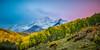The Twilight of Sunset (Travis Klingler (SivArt)) Tags: colorado workshop fallcolors landscape danballard sunset mountain