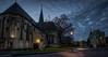 Valkenburg, Netherlands (Norbert Clausen) Tags: thebluehour bluehour blaue stunde church chapel kirche