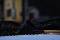 study (medeirosisabel16) Tags: material escolar school escola pencil caneta lápis mochila caderno schoolbag estojo notebook book kit case etec guaratingueta pen study estudar conhecimento knowledge aula class lesson classroom sala