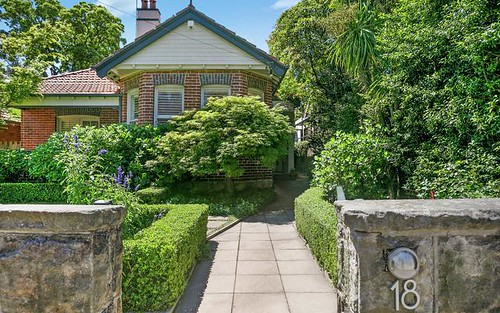 18 Phillips St, Neutral Bay NSW 2089