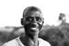 Boatman, Okavango, Botswana (Roberto Bendini) Tags: boatman maun okavango canoe man africa botswana mokoro