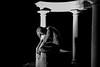 Exhausted Dancer (JMFusco) Tags: castlememorial woodlawncemetery blackandwhite bronx statue canon