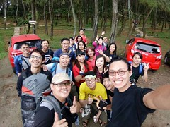 #somewhere #travelwithfriends #adventure #friends #happy #camping #westjava (melvin_racing) Tags: instagramapp square squareformat iphoneography uploaded:by=instagram