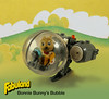 Bonnie Bunny's Bubble (Brixnspace) Tags: lego fabuland moc spaceship bunny bubble
