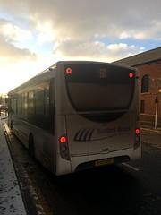 Borders Buses Enviro 200 YY17GSO 11714 (Daniely buses) Tags: 11714 enviro200 service60 yy17gso westcoastmotors wcm bordersbuses