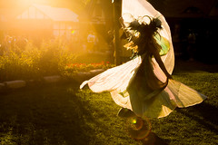 Fairy Dacer (Brian Bogovich) Tags: festival wings sunset pittsburgh dancer costume summer woman dancing renfair fairy pennsylvania westernpa pa pittsburghrenaissancefestival outdoors evening fairywings westnewton unitedstates us