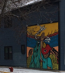 Chicago 9 (jadedirishgryphon) Tags: pilsen chicago hispanic mural streetart