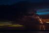 Storm At Dusk (betadecay2000) Tags: darwin australia austral australien northernterritory northern territory nordaustralien nordterritorium gewitter wetter weer weather meteo wolken clouds blitz blitze gewitterstimmung cumulusnimbus cumulus sturm storm thunderstorm storms lightning strike rain regen unwetter stürmisch stokeshillwharf wharf januar südsommer ozeanien oceanina süd meer see sea ocean ozean port portdarwin