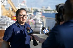 Cutter Escanaba crew offloads more than 12 tons of cocaine (Coast Guard News) Tags: uscg cgc fortlauderdale florida unitedstates us