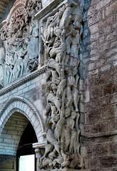 Souillac - Sainte-Marie (Martin M. Miles) Tags: souillac sainteligius sainteloi dagoberti norman pilierdesouillac bestiensäule lot 46 midipyrénées occitanie france
