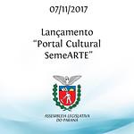 Lançamento do Portal Cultural SemeARTE