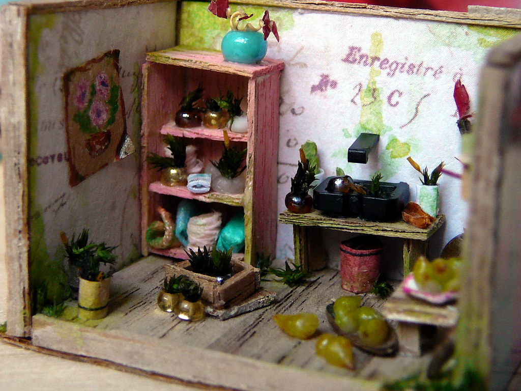 Tinyroom The World S Best Photos Of Microscale And Mini Flickr