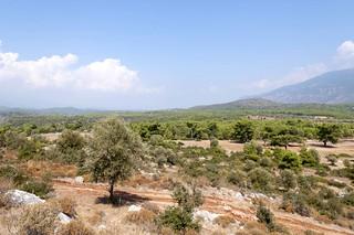 Xanthos, Turquie