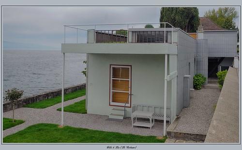 """""""Villa le Lac (Le Corbusier)"""" - Corseaux (Vaud, Suisse romande, Switzerland)"""