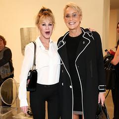 Melanie Griffith, Sharon Stone