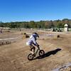 1025 (StriderBikes) Tags: 12 2017 balance boy dirt fullface green haybale helmet knee october pads photocontestentry rural spokes sport sweatshirt track tractor minot maine unitedstates us