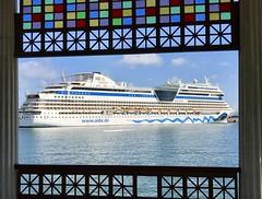 AIDAsol (Miguelángel) Tags: palmasport barco cuque crucero cruise liner trasatlántico aidasol aida laspalmas grancanaria canarias canaryislands cruisesintheatlanticislands