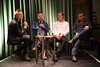 PUNK PANEL - JOHN ROBB, DAVID NOLAN, JOHN INGHAM AND MICK O' SHEA (louderthanwordsfest) Tags: louderthanwords2017 musicliteraryfestival music punk johnrobb