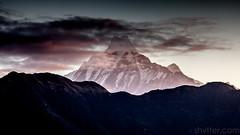 Machapuchare I (#Weybridge Photographer) Tags: canon slr dslr eos 5d mk ii nepal kathmandu asia mkii machapuchare fish tail fishtail mountain poon hill sunrise dawn annapurna