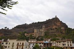 Peña del Morral, Graus (esta_ahi) Tags: huesca graus laribagorza aragón spain españa испания arquitectura architecture peñadelmorral