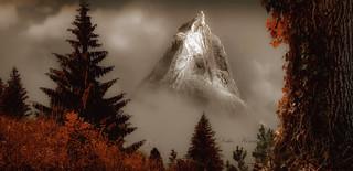 En vallée de Chamonix-Mont-Blanc