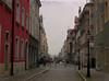 ^^^ (MargoLuc) Tags: street morning misty autumn city poznan poland people work life everyday houses windows outdoor staryrynek