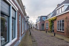 Huizumdorp Leeuwarden op 11 november