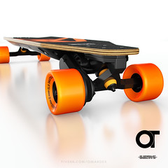 a03_D (omardex) Tags: photoshop electric product mockup otoy octanerender c4d skateboard skate board