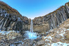 Svartifoss Waterfall 2 (I don't do Photoshop) Tags: easternregion iceland is