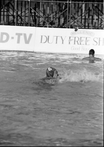 097 Waterpolo EM 1991 Athens