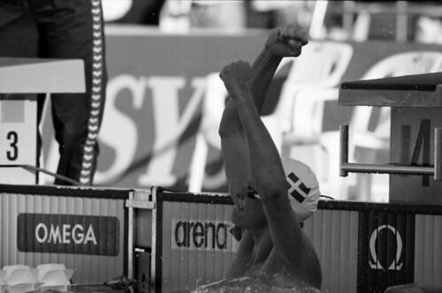 270 Swimming EM 1991 Athens